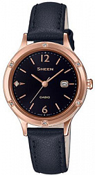 Часы женские Casio sheen SHE-4533PGL-1AUER