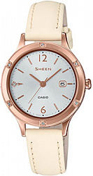Часы женские Casio sheen SHE-4533PGL-7AUER