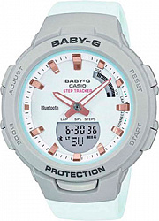 Часы женские Casio baby-g BSA-B100MC-8AER